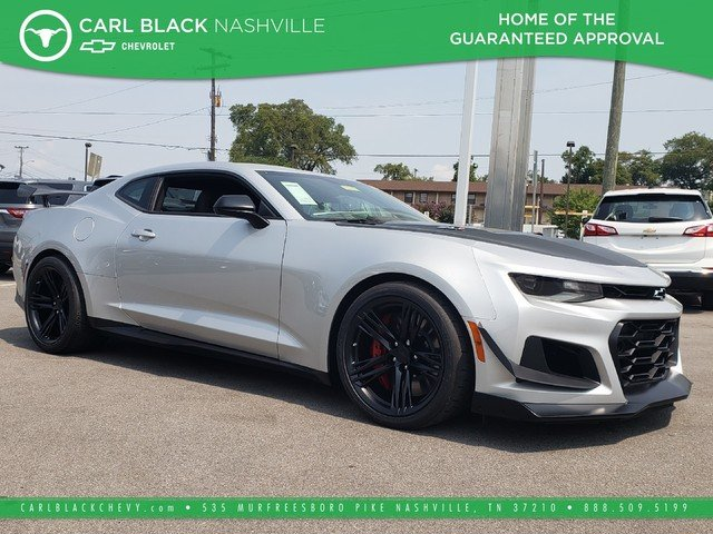 New 2018 Chevrolet Camaro Zl1 2dr Car In Nashville 3180770 Carl