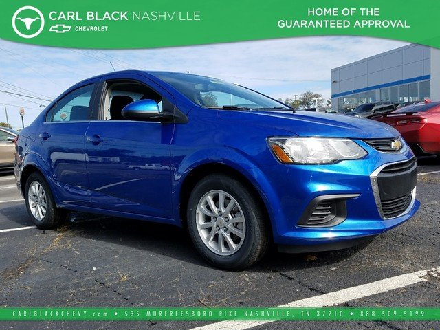 New 2018 Chevrolet Sonic LT
