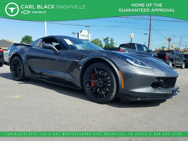 new 2018 chevrolet corvette z06 1lz 2dr car in nashville 3180016