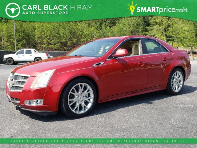 Pre-Owned 2011 Cadillac CTS Sedan 3.6