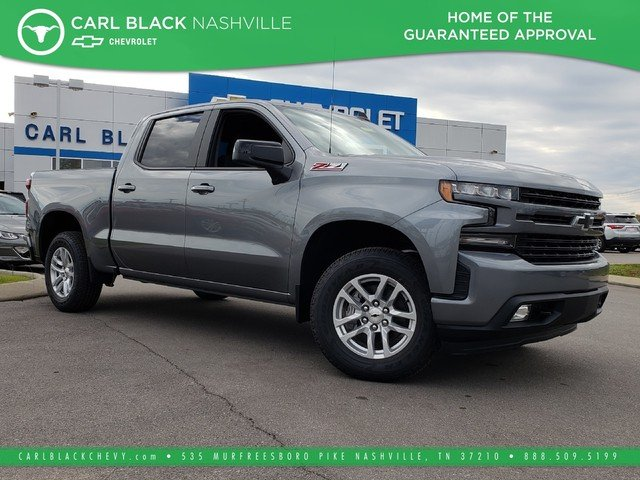 New 2019 Chevrolet Silverado 1500 Rst Crew Cab Pickup In Nashville