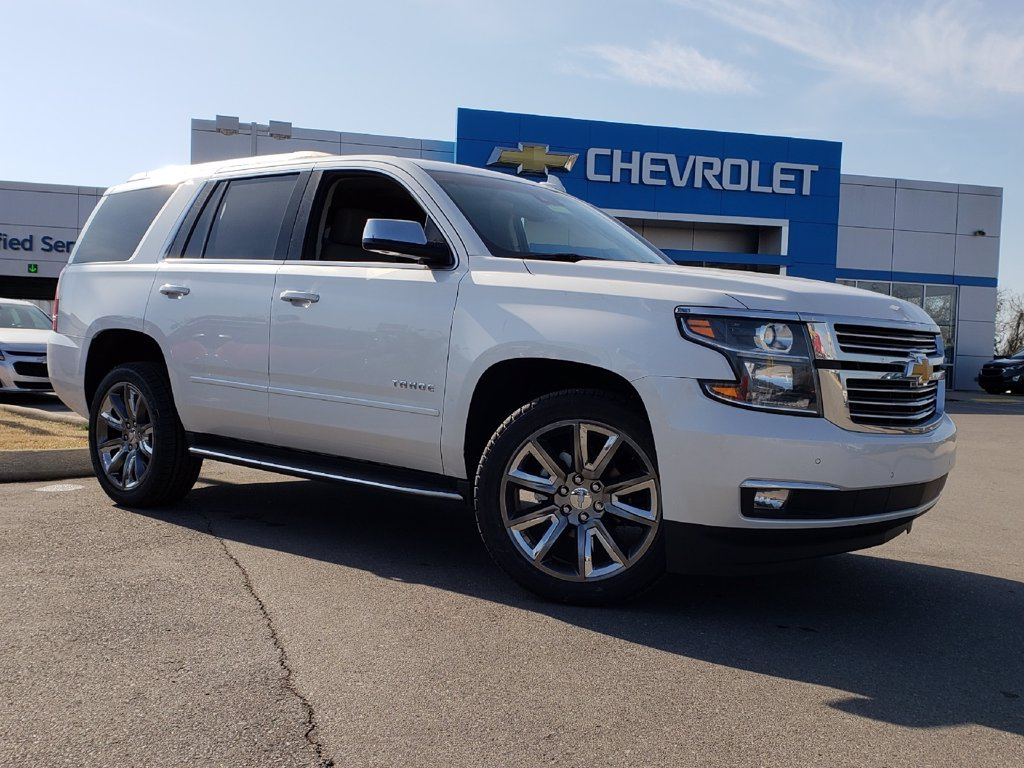 2019 Chevy Tahoe >> New 2019 Chevrolet Tahoe Premier With Navigation