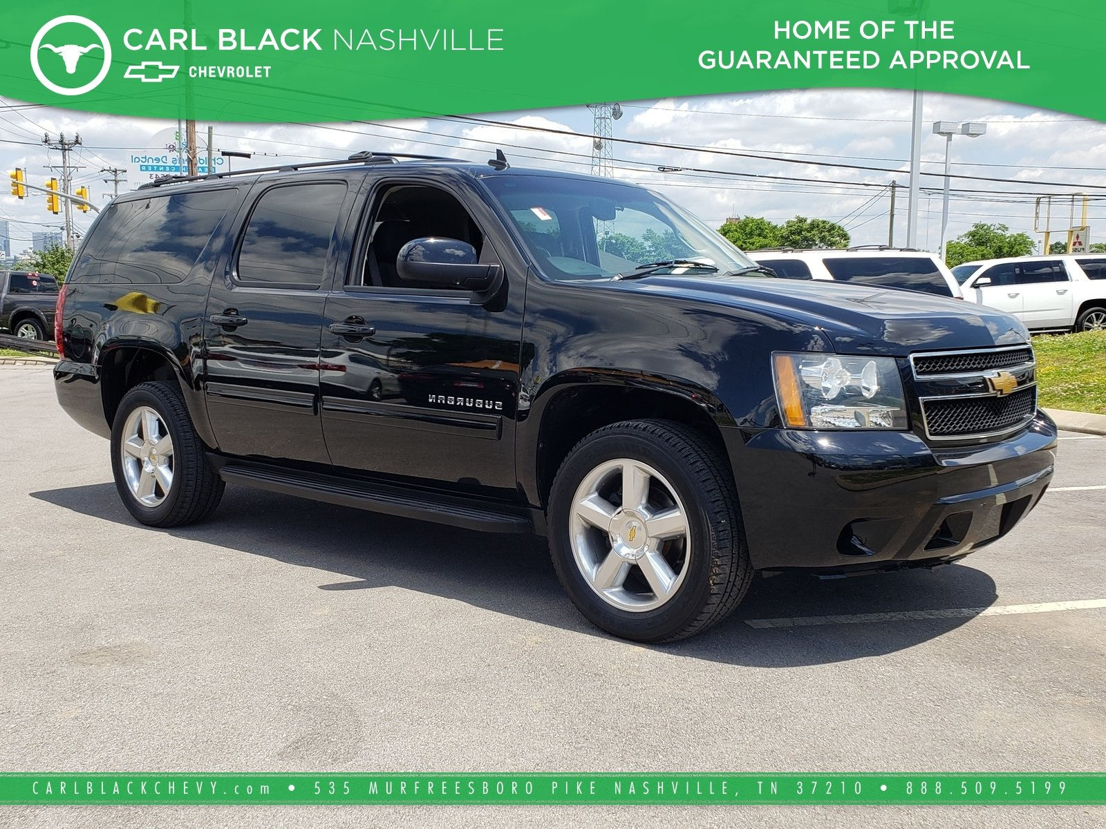 Pre-Owned 2013 Chevrolet Suburban LS