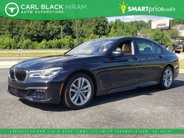 Pre-Owned 2017 BMW 7 Series 750xi