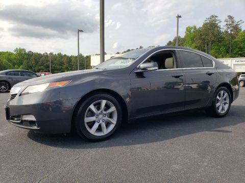 Pre-Owned 2012 Acura TL Base With Navigation