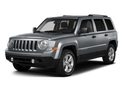 Pre-Owned 2015 Jeep Patriot Sport FWD Sport Utility