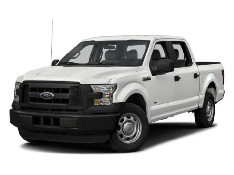 Pre-Owned 2017 Ford F-150 XL RWD Crew Cab Pickup