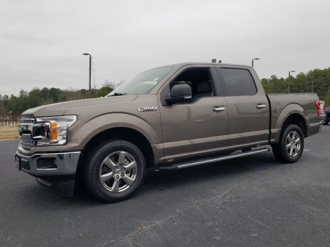Pre-Owned 2018 Ford F-150 XLT RWD Crew Cab Pickup