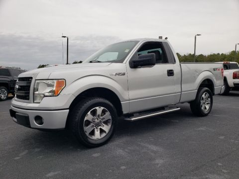 Pre-Owned 2013 Ford F-150 STX RWD Regular Cab Pickup