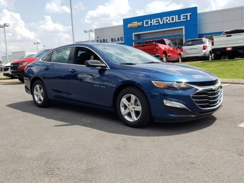 New 2019 Chevrolet Malibu LS FWD 4dr Car