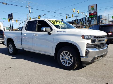 New 2019 Chevrolet Silverado 1500 LT RWD Extended Cab Pickup