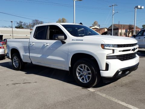 Pre-Owned 2019 Chevrolet Silverado 1500 RST RWD Extended Cab Pickup