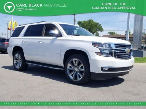 Summit White 2019 Chevrolet Tahoe New Suv For Sale At Hawthorne