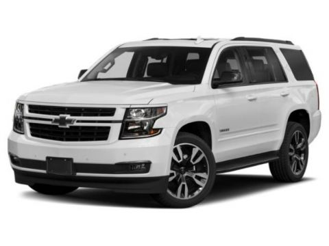 Pre-Owned 2019 Chevrolet Tahoe Premier With Navigation & 4WD