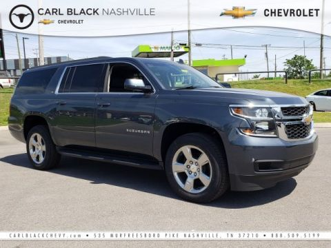 New 2019 Chevrolet Suburban LT