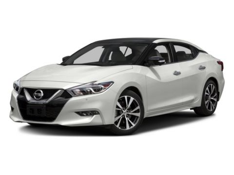 Pre-Owned 2016 Nissan Maxima 3.5 SL With Navigation