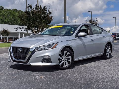 Pre-Owned 2019 Nissan Altima S FWD 4dr Car