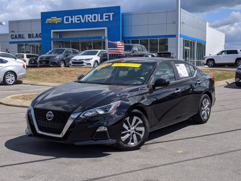 Pre-Owned 2019 Nissan Altima 2.5 S FWD 4dr Car