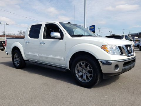 Pre-Owned 2019 Nissan Frontier SL With Navigation