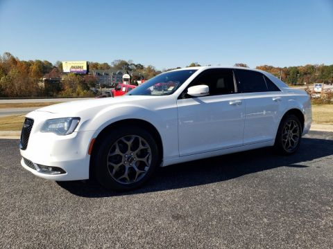 Pre-Owned 2016 Chrysler 300 S With Navigation & AWD