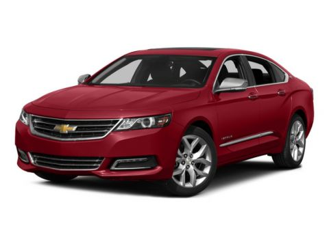 Pre-Owned 2015 Chevrolet Impala LT FWD 4dr Car