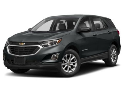 Pre-Owned 2019 Chevrolet Equinox LS FWD Sport Utility