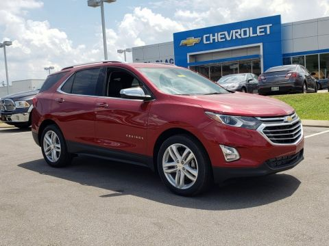 New Chevrolet Equinox in Nashville | Carl Black Chevrolet