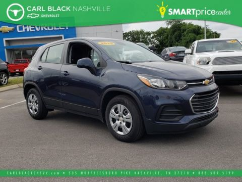 Pre-Owned 2019 Chevrolet Trax LS