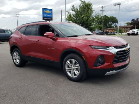 New 2019 Chevrolet Blazer 3LT