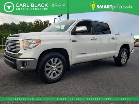 Pre-Owned 2016 Toyota Tundra 2WD Truck Limited