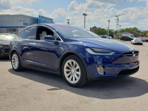 Pre-Owned 2018 Tesla Model X P100D With Navigation & AWD