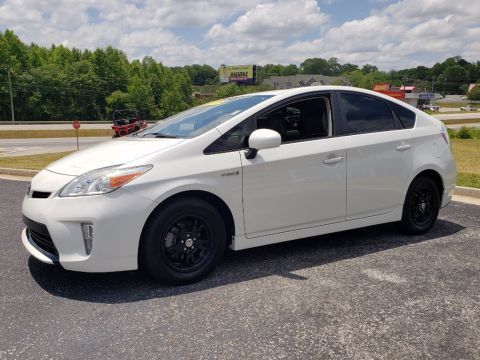 Pre-Owned 2015 Toyota Prius One FWD Hatchback