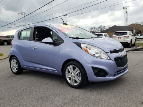 Pre-Owned 2015 Chevrolet Spark LS FWD Hatchback
