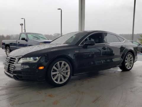 Pre-Owned 2014 Audi A7 Prestige With Navigation & AWD